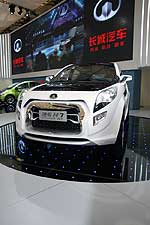Great Wall Hover H7 concept: Фото 13